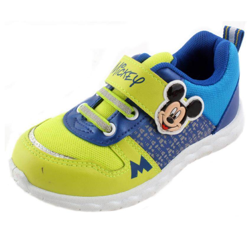 Disney Mickey Sport Shoes 6yrs to 10yrs - Blue Colour