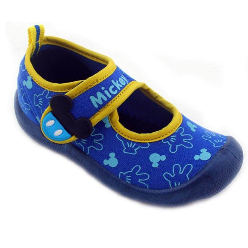 Disney Mickey Sport Shoes 2yrs to 6yrs - Blue Colour