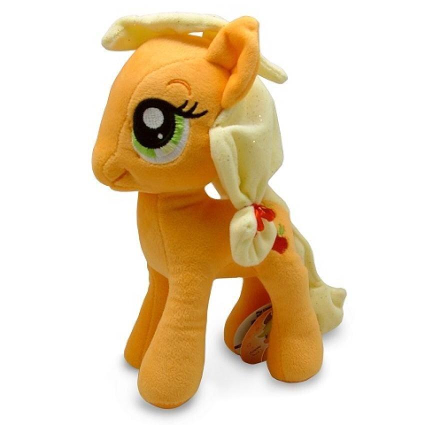 My Little Pony 25cm Soft Toy - Orange Apple Jack