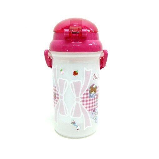 Sanrio Hello Kitty 500ML Water Bottle - Pink Colour