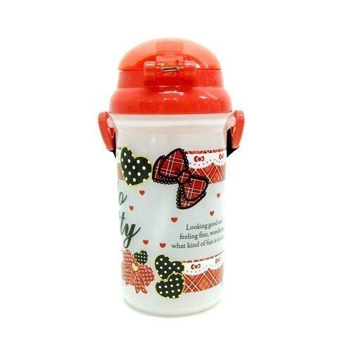 Sanrio Hello Kitty 500ML Water Bottle - Red Colour