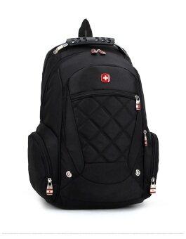 SwissGear SGF01 Swiss Gear Notebook Laptop Backpack Computer Bag 15.6 (Black )