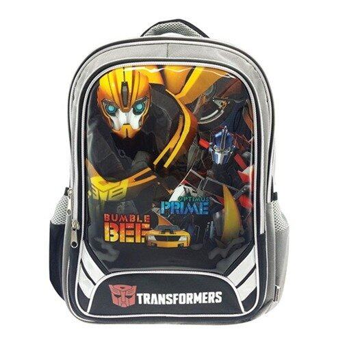 Transformers School Bag - Grey Colour