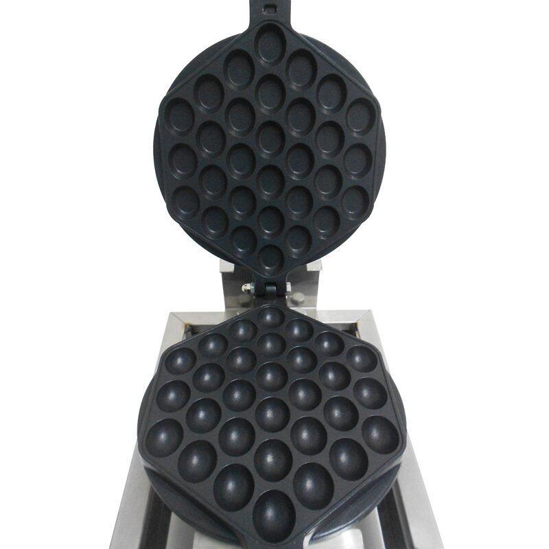 Waffle Hong Kong Egg Bubble Maker Machine Gas Fresco
