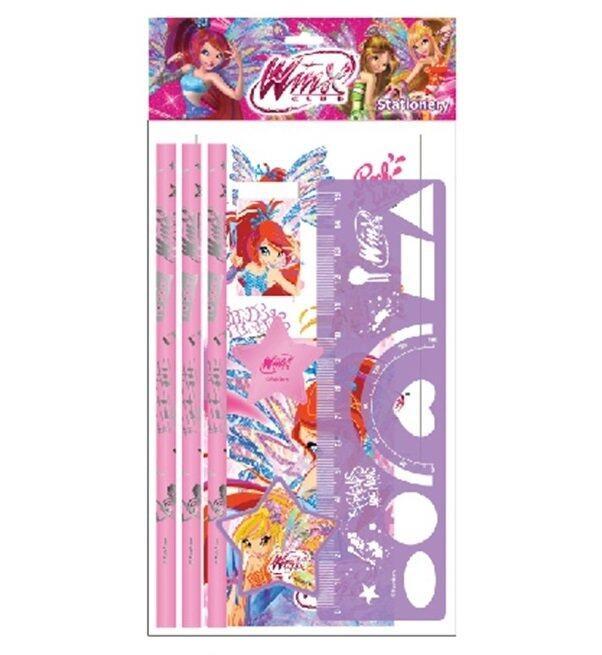 Winx Club Stationery Set