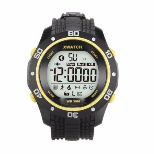 XWatch Outdoor Sports Waterproof Bluetooth Pedometer Fitness Tracker Smart Watch IOS Android