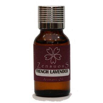Zensuous Aromatherapy Oil – French Lavender (15ml)