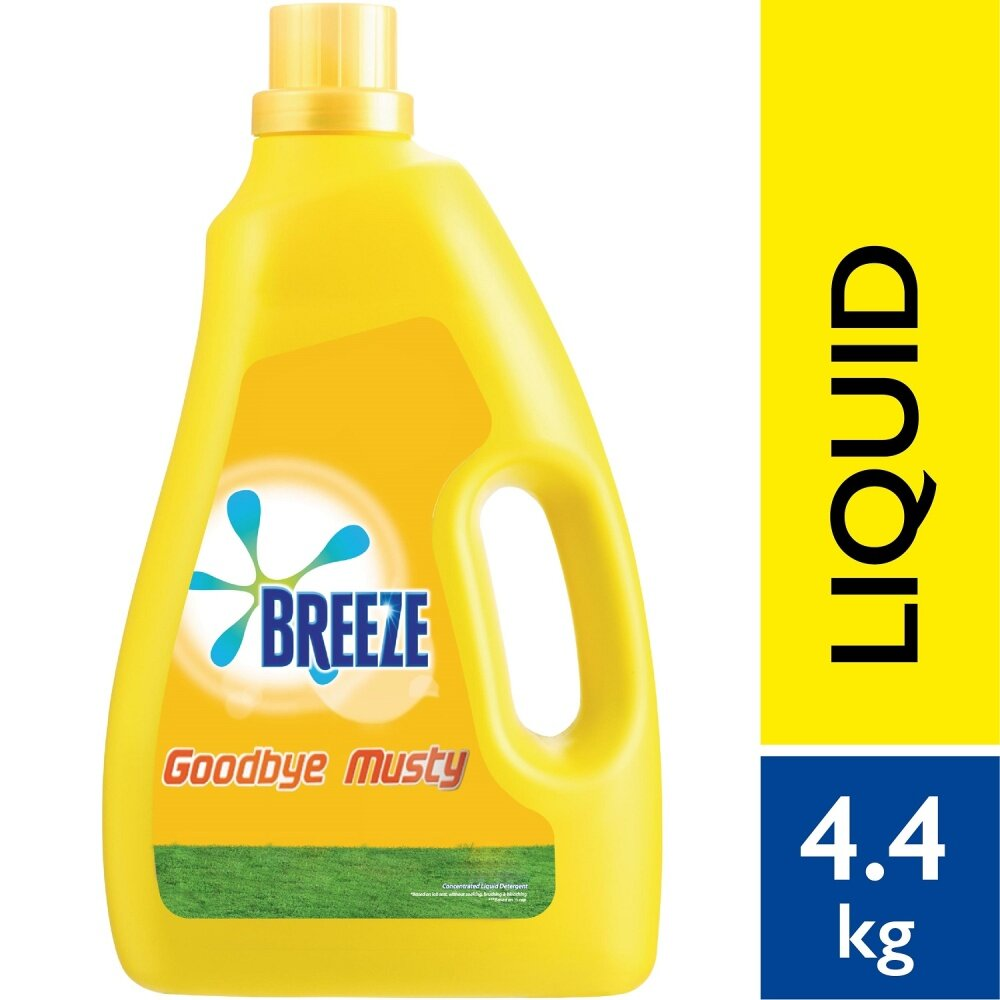disadvantages of breeze detergent