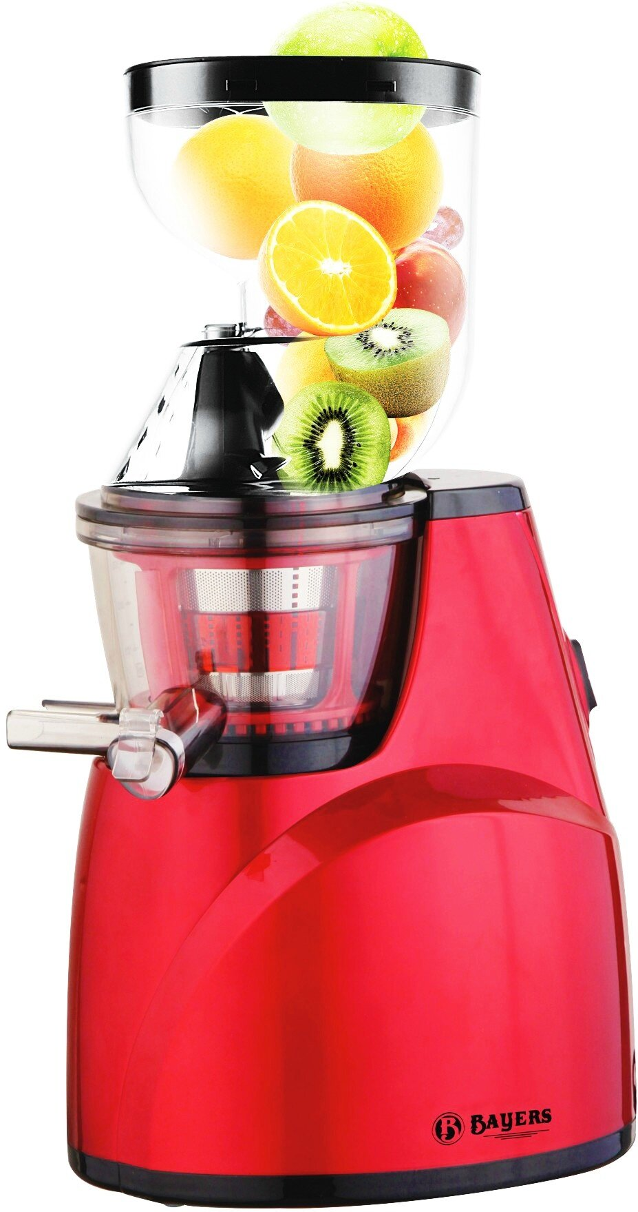 Bayers Whole Fruit Slow Juicer : Bayers Whole Fruit Slow Juicer SJ-25 Lazada Malaysia