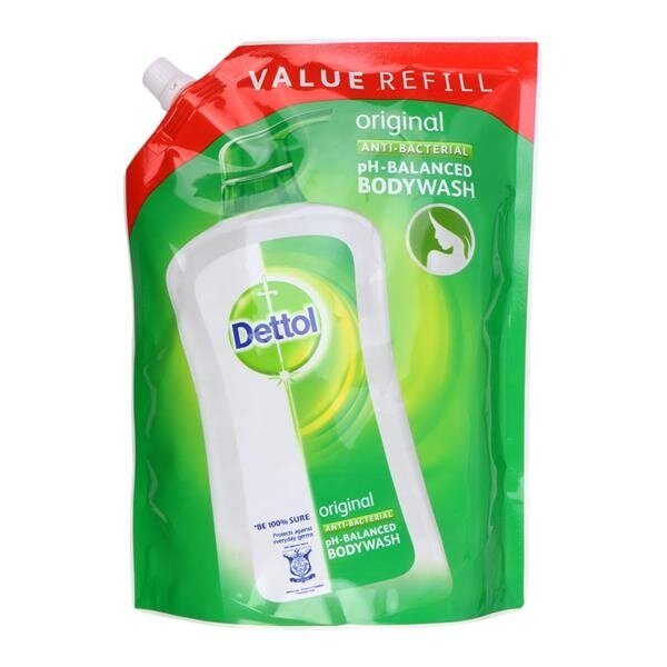 Dettol Shower Gel Anti-Bacterial Original (refill) 900ml