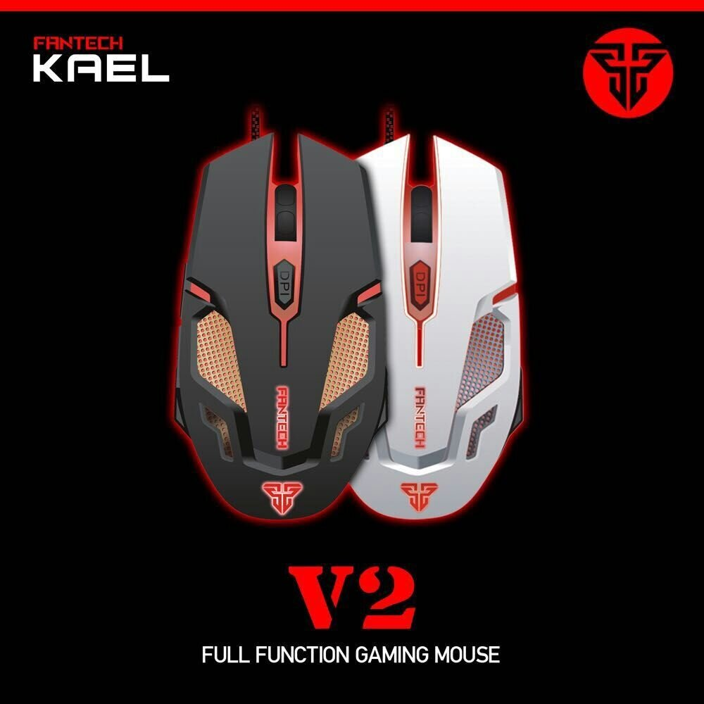 Fantech K12 Metal Body Chroma Luminous Light Backlit Gaming Keyboard Outlaw Product Details Of And Kael V2 Wired Mouse White With Sven