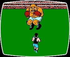 Punch-Out!!™ Featuring Mr. Dream box art