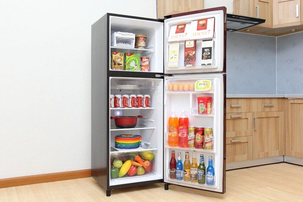 199 liters Refrigerator Panasonic NR-BN211GRVN Figure 5