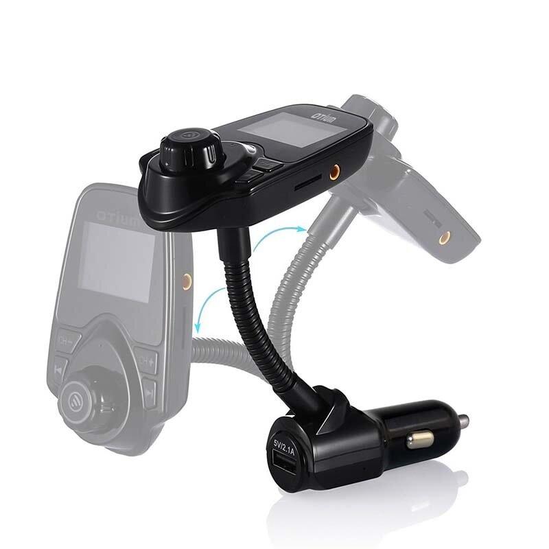 Mutlifunction Car Kit Handsfree Wireless Bluetooth FM Transmitter
