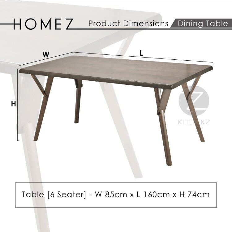 Homez Solid Wood Dining Table DT831DC2234 with 6 Chairs  : 100722919 825e1501fbaed41896f58b5b636ac098 from www.lazada.com.my size 750 x 750 jpeg 46kB