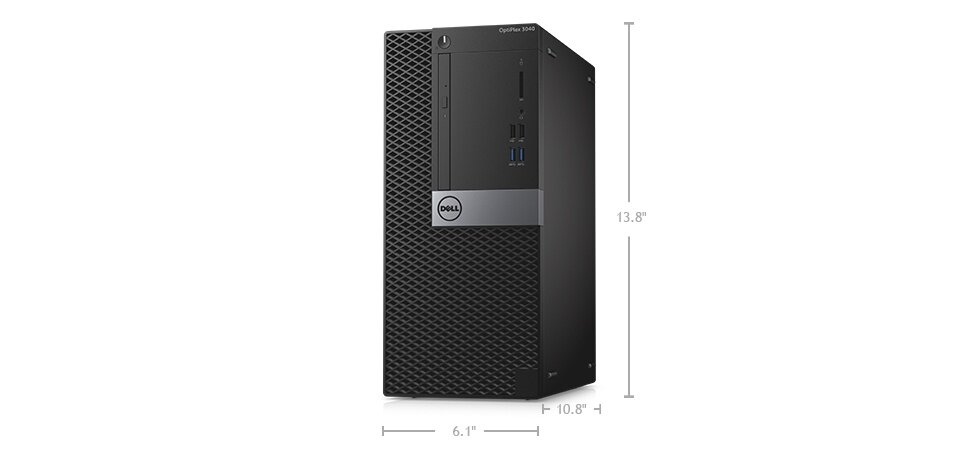 OptiPlex 3000 Series - Dimensions and weight