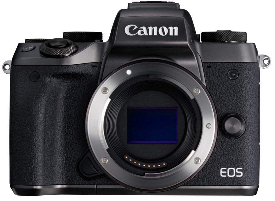 Canon EOS M5 First Look