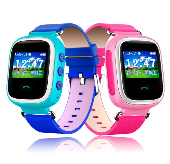 Product details of 2COOL Smart Watch for kids Anti Lose GPS Tracker SOS GPS Position Phone Call Children SmartWatch for iPhone Android