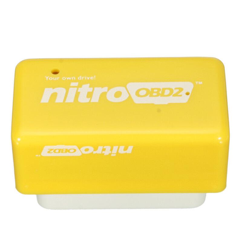 NitroOBD Nitro OBD2 For Petrol Car Chip Performance Tuning Plug & Play Auto  ECU Remap