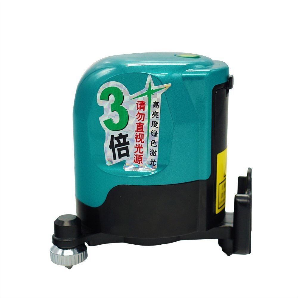 Package Included: 1 x AK236G Green 2 lines laser level (Does not include battery) 1 x Cloth cover