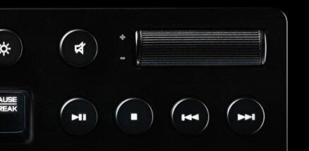 G610 Orion Keyboard media keys