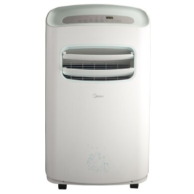 midea portable air conditioner manual