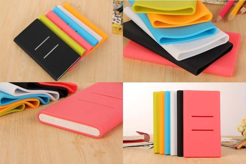 [Stock Clearance] Xiaomi PowerBank 5000mAh Silicone Soft Case Cover