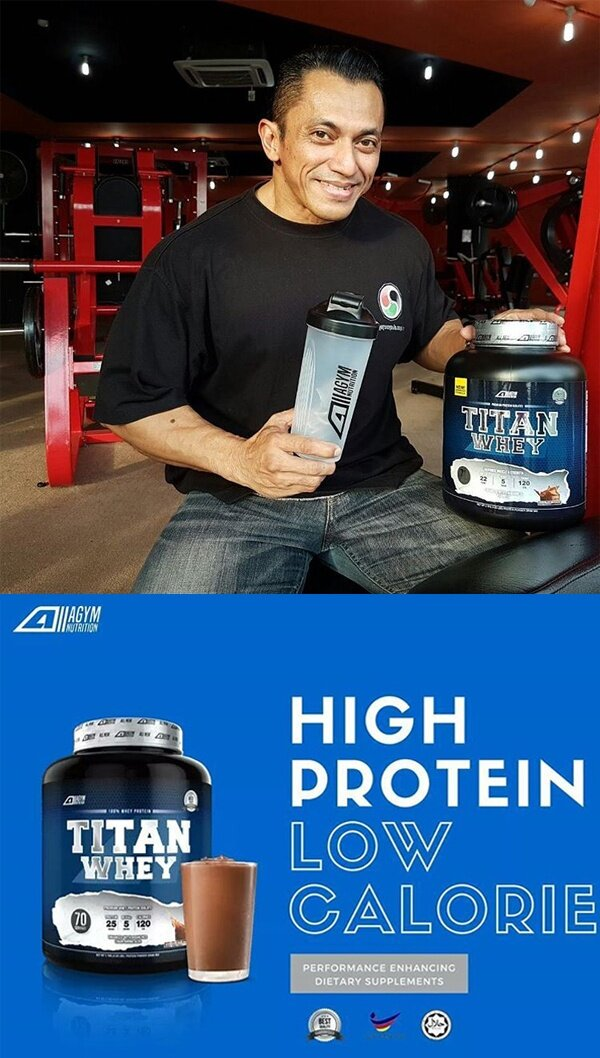 whey protein halal titan whey 1kg eco pack whey isolate