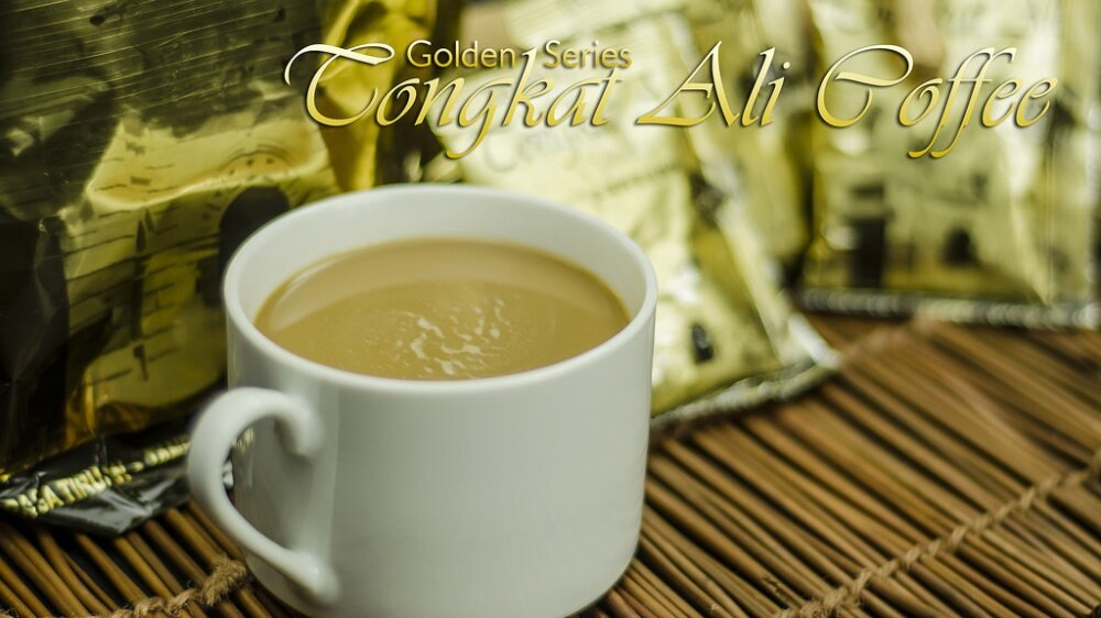 Golden Series Tongkat Ali Coffee