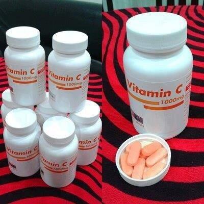 VITAMIN C PAHANG PHARMA 1000mg +100 tablets (Free Postage!!)