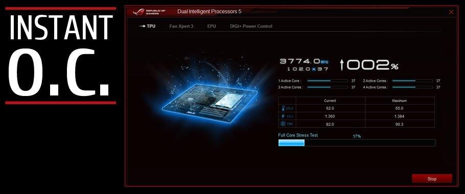 Asus Motherboard AMD FM2+ A88X CROSSBLADE RANGER