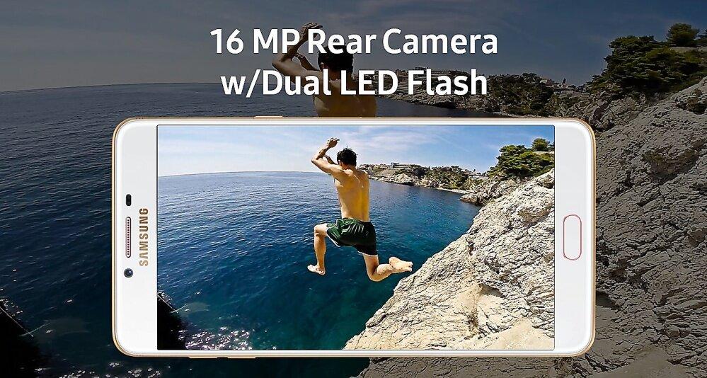 Dual 16 MP Camera