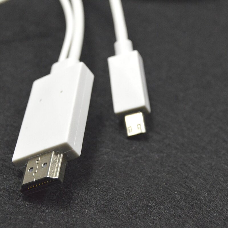 MHL Micro USB to HDMI HDTV Adapter For Android phone