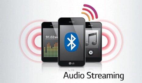 Wireless Audio Streaming