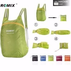 Image result for ROMIX RH30 Foldable Backpack