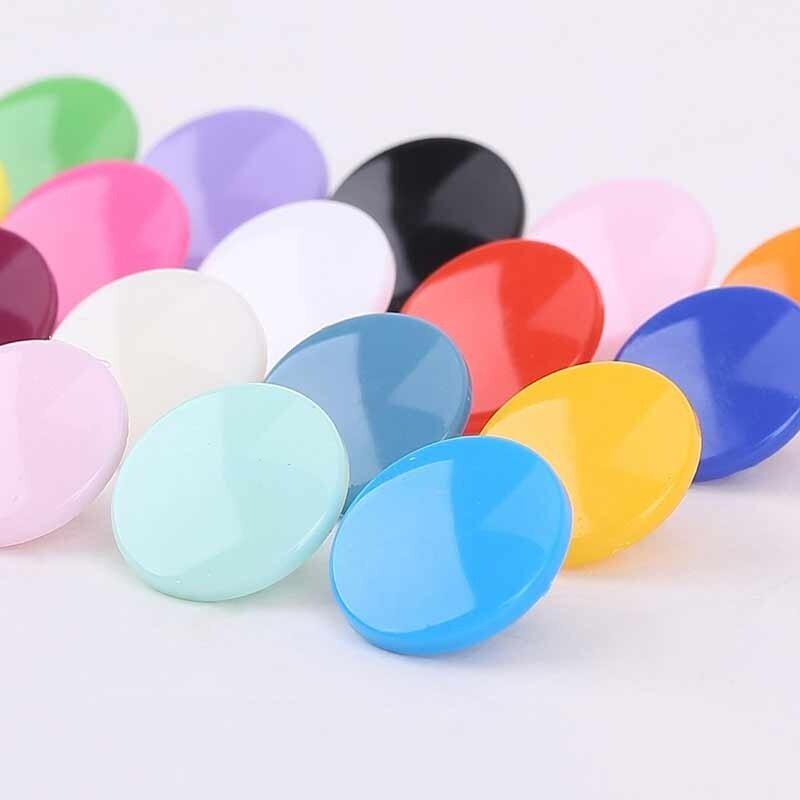 Hand Press Plier + 150 Pcs 15 Colors Snap Fastener 4-Part Buttons Set