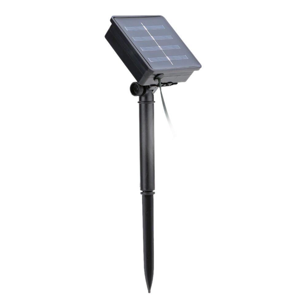 Led Outdoor Light Too Bright: 100 LED Solar Powered Light Garden Party Decor Lampu RAYA