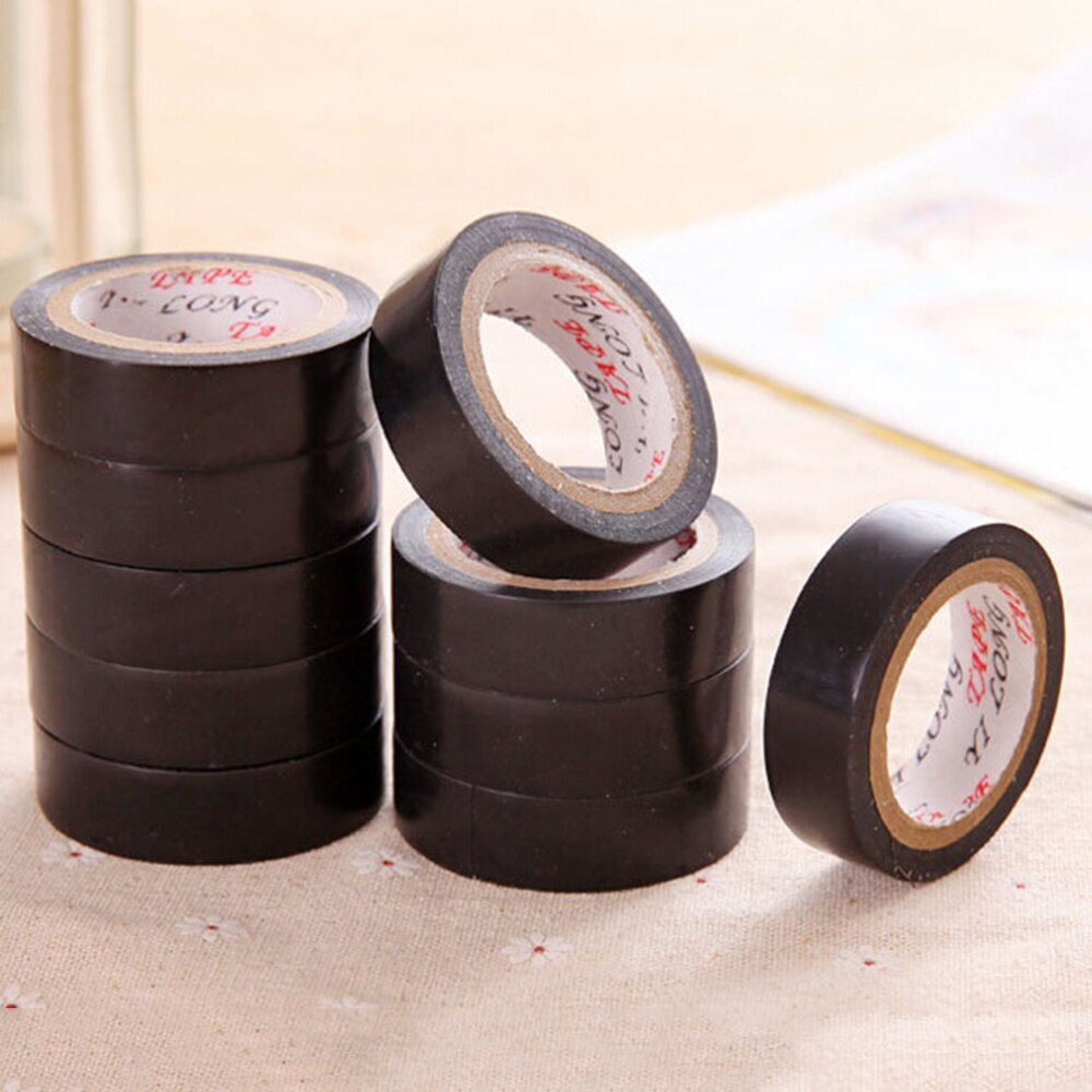 Cari Tawaran Terbaik Roll Heat Resistant Electrical Power Insulating Automotive Wiring Loom Tape Wire Harness 10mcable Berada Di Tools Diy Outdoor Painting Decorating Adhesives