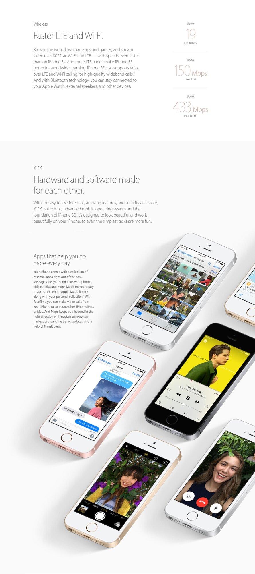 apple iphone se user manual