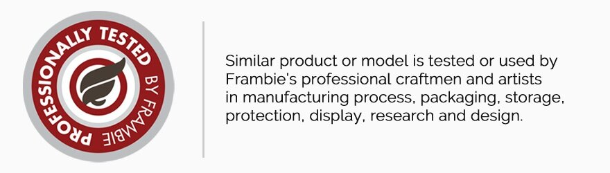 Professionally Tested by Frambie