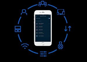 Customize your network with the Linksys Smart Wi-Fi apps