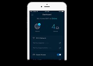 Sign up for a Linksys Smart Wi-Fi Account