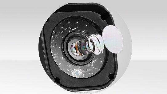 ANNKE® 4CH 720P HD TVI IR-CUT IP66 CCTV Bullet Security Cameras C11BX