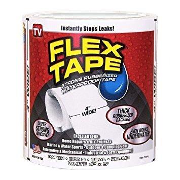 Image result for flex tape white