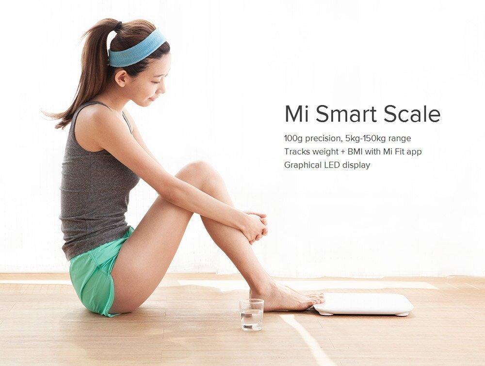 Xiaomi Original Mi Smart Digital Smart Body Weigh Scale ...