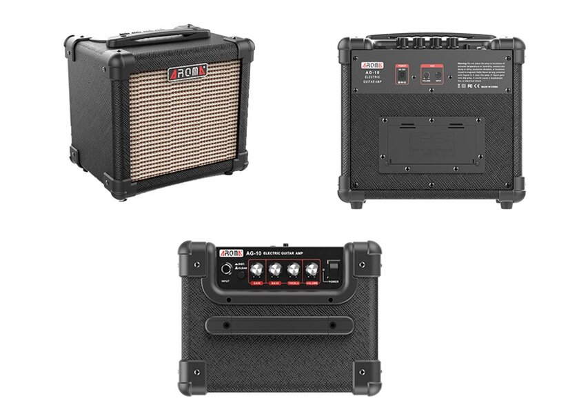 aroma electric guitar amp ag 10 buy sell online amps with cheap price lazada. Black Bedroom Furniture Sets. Home Design Ideas