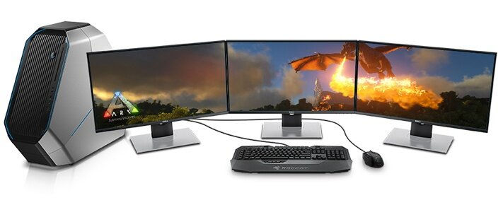 Dell 27 Monitor - S2716DG  Set your sights on victory
