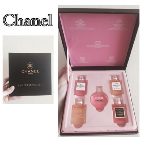 Image result for chanel set of 5
