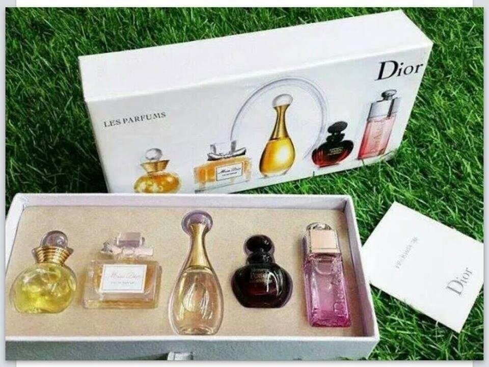 22386ae6 Chanel Travel Perfume Set of 5- PREMIUM GIFT BOX (Clearance Sale Below Cost)