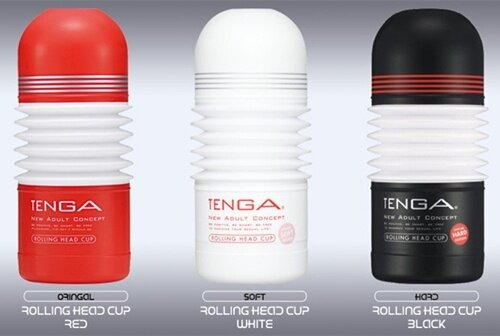 Image result for tenga rolling head